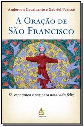 Imagem de Oracao de sao francisco, a: fe, esperanca e paz pa