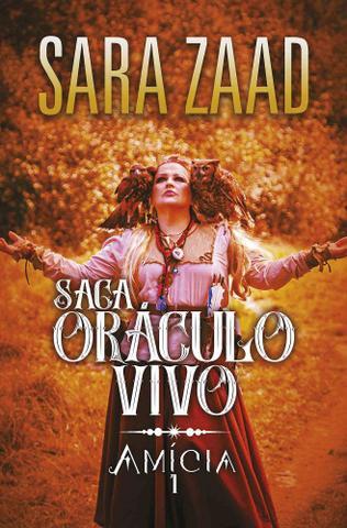 Imagem de Oráculo Vivo - Amícia - Sara Zaad