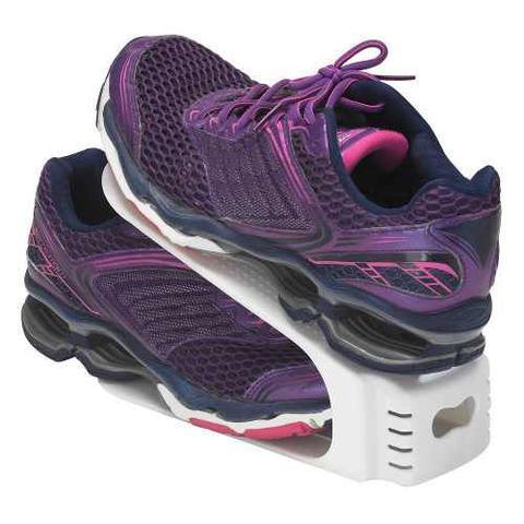 Imagem de Organizador De Sapatos Double Kit 6 Unidades - Arthi