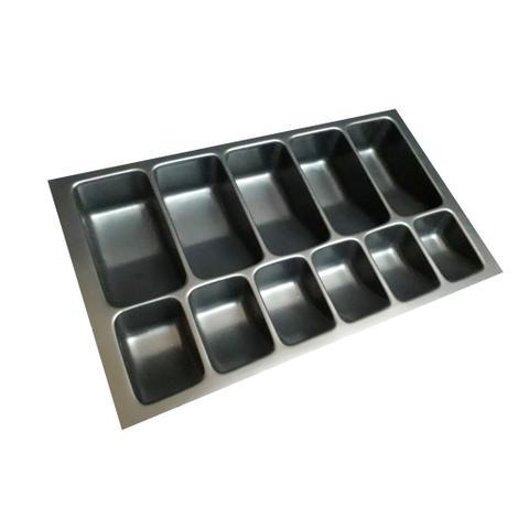 Imagem de Organizador Divisor Porta Notas Moedas Dinheiro Cédulas 12150 44x26cm Preta Magnum Industrial