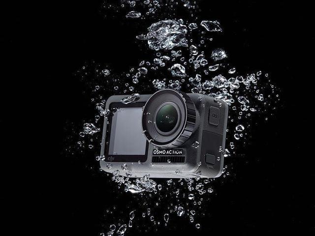 Imagem de Osmo Action Camera Cp.os.00000020.02 Osmo Action 4k 12mp a Prova d Agua