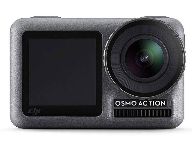 Imagem de Osmo Action Dji Camera 4K 12MP a Prova D'Agua Original