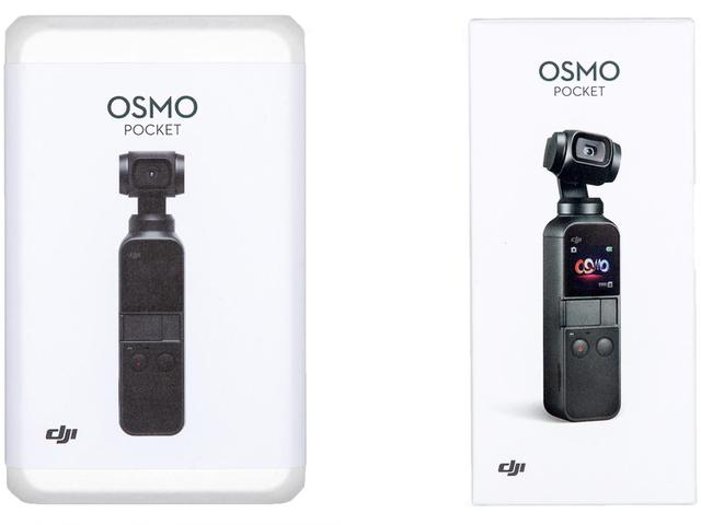 Imagem de Osmo Pocket DJI 4K com Estabilizador