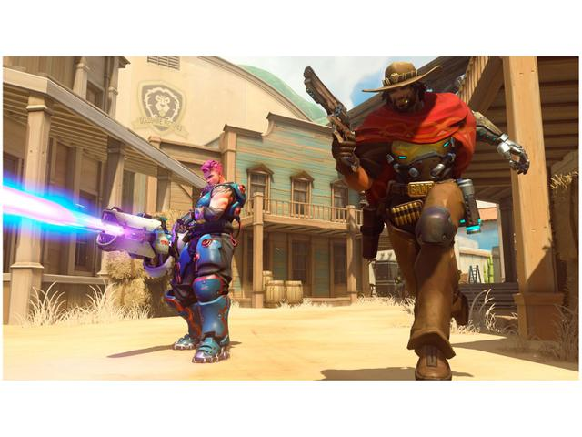 Imagem de Overwatch: Game of the Year Edition para PS4