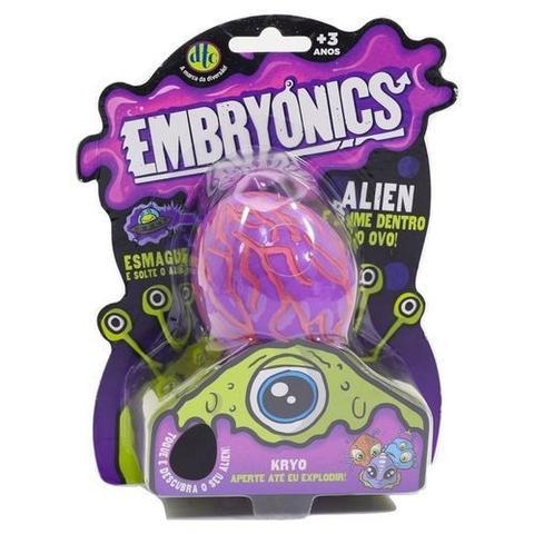 Imagem de Ovo Com Slime Embryonics Original