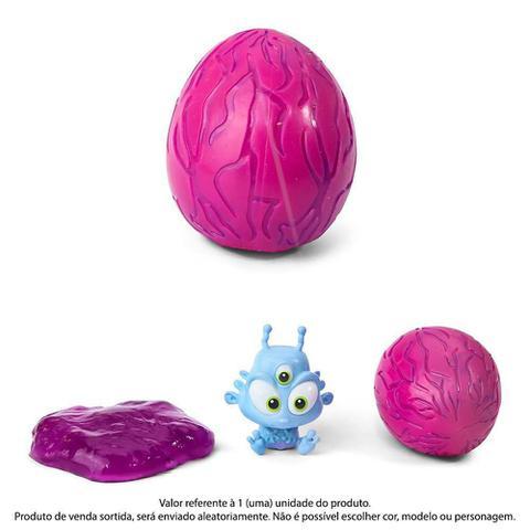 Imagem de Ovo Slime com Figura Surpresa - Embryonics - DTC