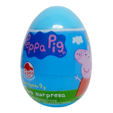 Imagem de Ovo Surpresa Peppa Pig Caixa com 18 Unidades
