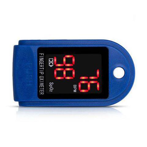 Imagem de Oximetro Digital Medidor de Saturação de Oxigênio no Sangue