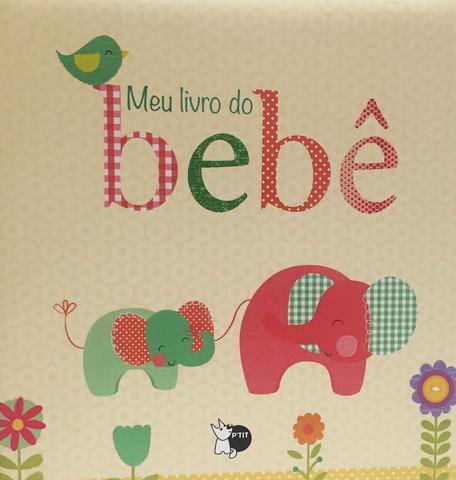 Imagem de P'tit Meu Livro do Bebê