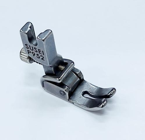 Imagem de P952 susei - calcador máquina reta franzidor com regulagem
