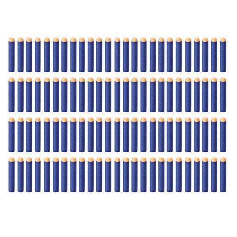 Imagem de Pack Refil Dardos Nerf Elite Strike Com 100 dardos Original - Hasbro