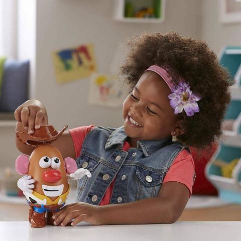 Imagem de Pack Sr Cabeca de Batata como Woody e Como buzz Lightyear Toy Story 4 E3068 - Hasbro