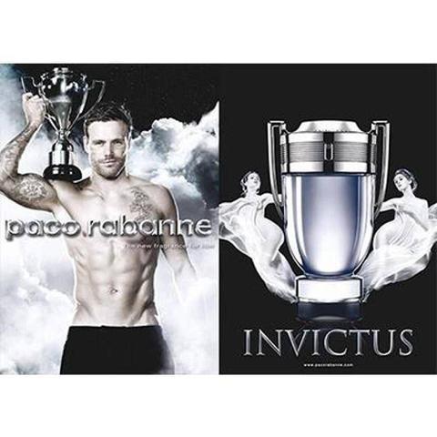 Imagem de Paco Rabanne Invictus Perfume Masculino - Eau De Toilette 150 Ml