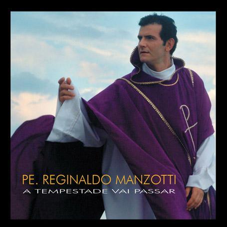 Imagem de Padre Reginaldo Manzotti - A Tempestade Vai Passar - CD