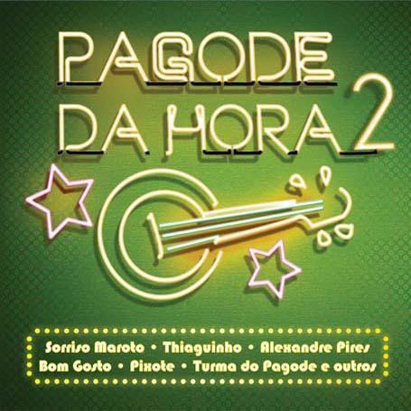 Imagem de Pagode da Hora 2 - CD