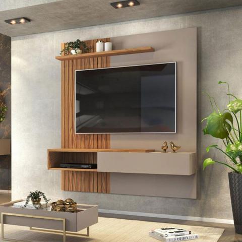Imagem de Painel Home Suspenso Tito Tv 65 polegadas 1 Porta Dj Móveis