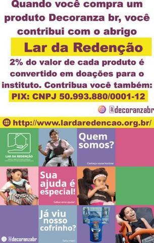 Imagem de Painel Palavras de Incentivo 40x27cm em Madeira MDF Aplique de Parede