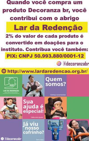 Imagem de Painel Palavras de Incentivo 60x39cm em Madeira MDF Aplique de Parede