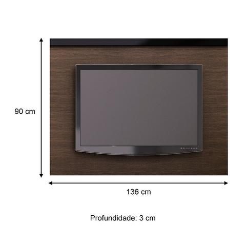Imagem de Painel para TV 1.3 PA2906 Tabaco e Preto