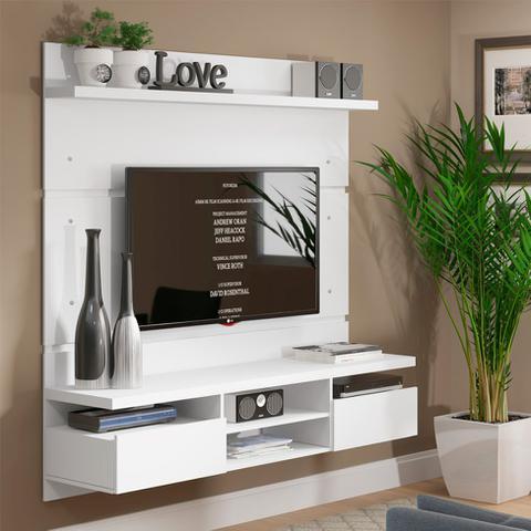Imagem de Painel para TV 50 Polegadas Live Branco 160 cm