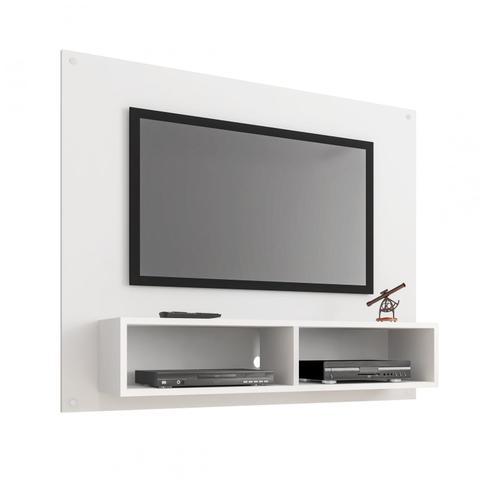 Imagem de Painel para TV até 39 Polegadas Dubai Siena Móveis Branco