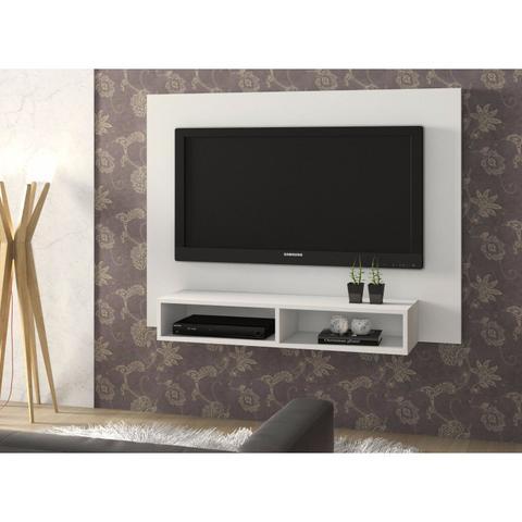 Imagem de Painel para TV até 42 Polegadas Life Siena Móveis Branco