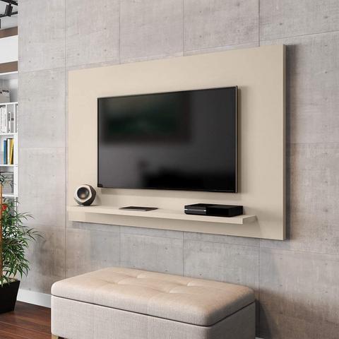 Imagem de Painel para TV até 50 Polegadas Kenzo Móveis Bechara Off-White