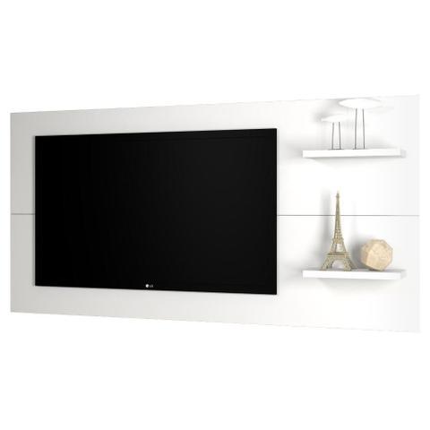 Imagem de Painel para tv até 55 polegadas giz branco - mobilarte