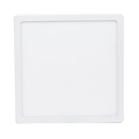 Imagem de Painel plafon led quadrado sobrepor 25w branco frio