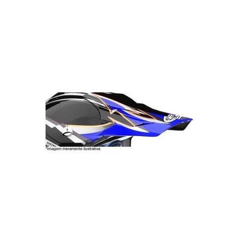 Imagem de Pala Do Capacete Speed-X Azul - Texx