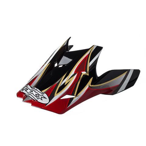 Imagem de Pala Modelo Speed-X Vermelha TEXX