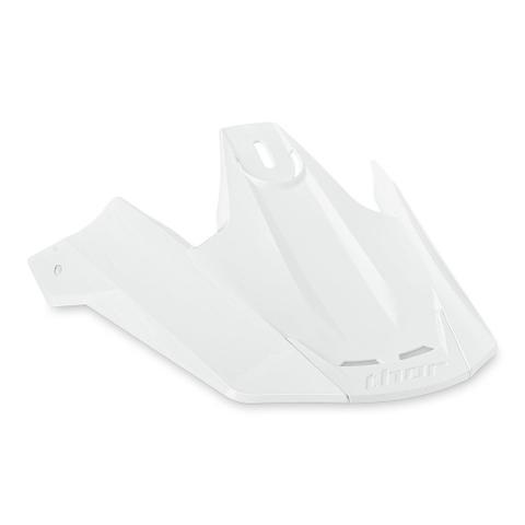 Imagem de Pala Para Capacete Thor Verge Solid - Branco