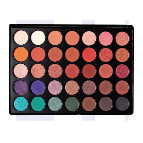 Imagem de Paleta de sombra Sp Colors Best 35 Pro Palette Versão 1