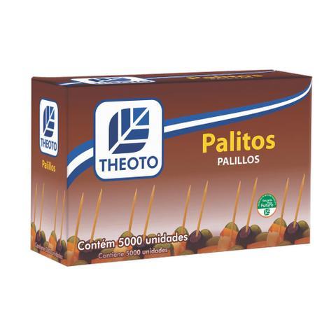 Imagem de Palito Roliço c/5000 - Theoto
