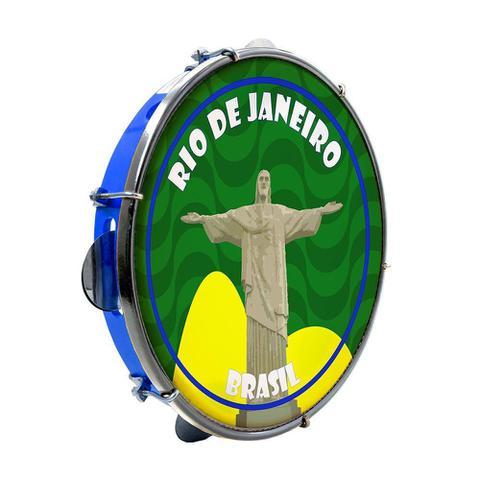 Imagem de Pandeiro 10 Luen ABS Souvenir 4900417