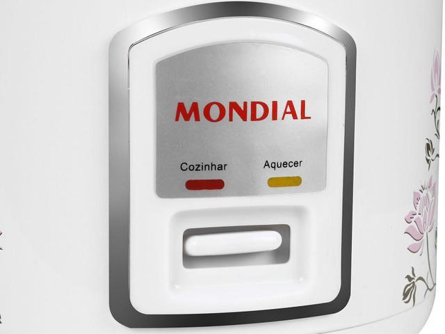 Imagem de Panela de Arroz Elétrica Mondial PE-05 350W 1L
