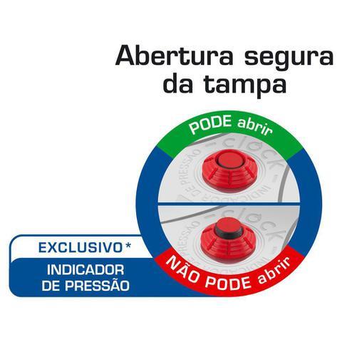 Imagem de Panela de Pressão 4.5 Litros Polida Clock