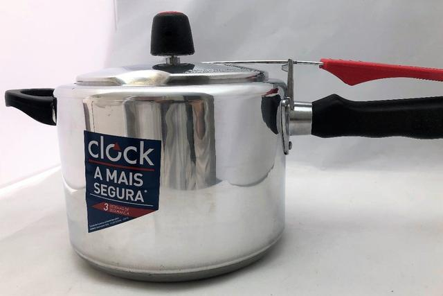 Imagem de Panela de pressão Clock Original 4,5L