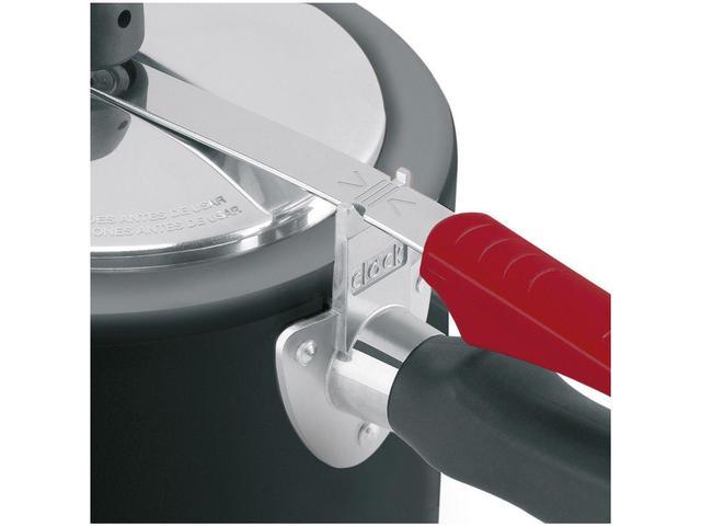 Imagem de Panela de Pressão Clock PPFI 9295302824 Alumínio - 4,5L