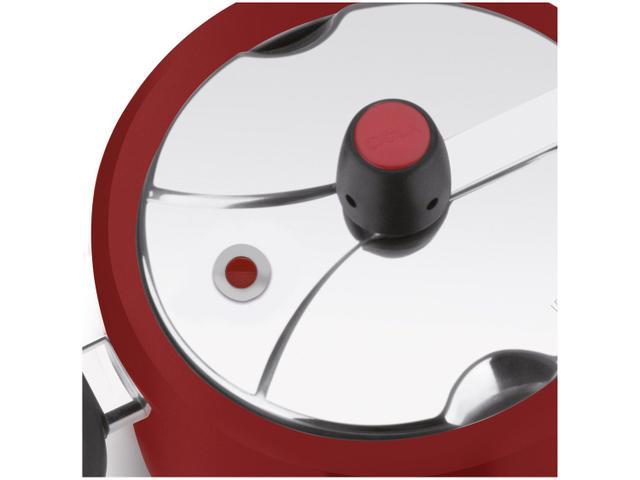 Imagem de Panela de Pressão Clock PPFI 9295302825 Alumínio
