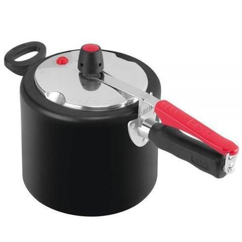 Imagem de Panela de Pressão com Teflon - 7 litros - Clock