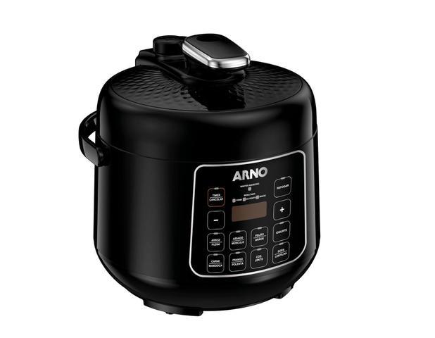 Imagem de Panela de Pressão Elétrica Arno Digital Compacta PP25