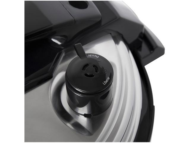 Imagem de Panela de Pressão Elétrica Electrolux PCE20 Com Timer 900W 5 Litros 110v