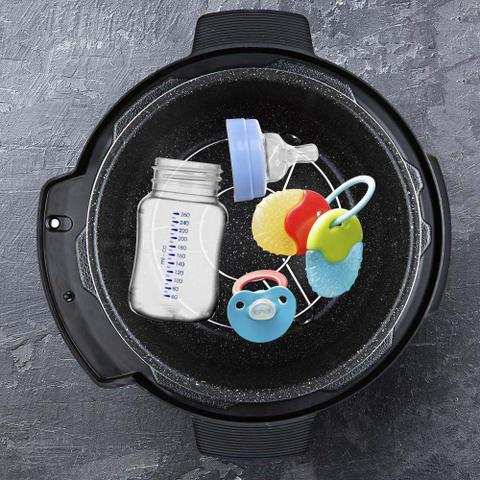 Imagem de Panela de Pressão Elétrica Multicooker Midea 6L