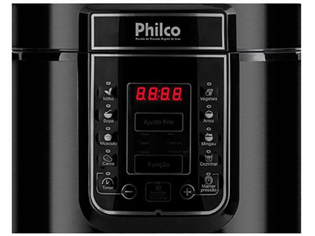 Imagem de Panela de Pressão Elétrica Philco Digital PPPP 01