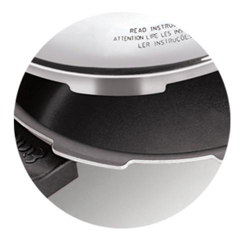 Imagem de Panela de Pressão Fechamento Externo 10L Polida - Eirilar