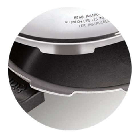Imagem de Panela de Pressão Fechamento Externo 5L Polida - Eirilar