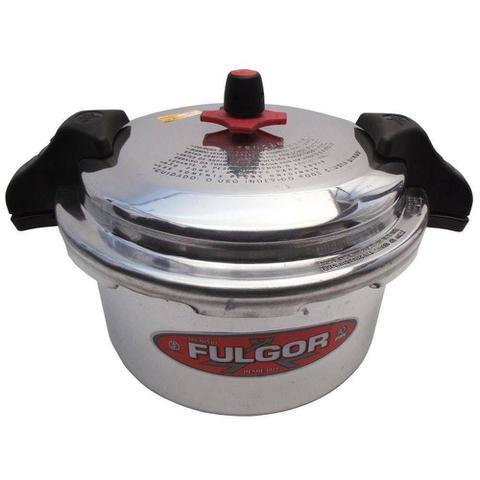Imagem de Panela De Pressão Fulgor Industrial 15 Litros  c/ Alça