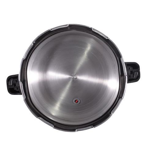 Imagem de Panela de Pressão Grande 22 Litros De Alumínio Fechamento Externo Com Travas de Segurança - Eirilar