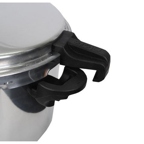 Imagem de Panela de Pressão Industrial 10 Litros Polida Nigro